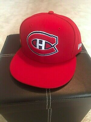 on sale 0f7d1 c7b4c EXCELLENT Montreal Canadiens new era 9fifty snapback nhl hockey hat cap