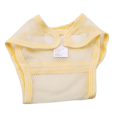 Washable Baby Mesh Diaper Reusable Nappy Breathable Nappies Cover Pants LT