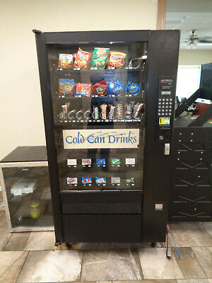 Snack Can LCM 4 American Products Vending machine-Problem free
