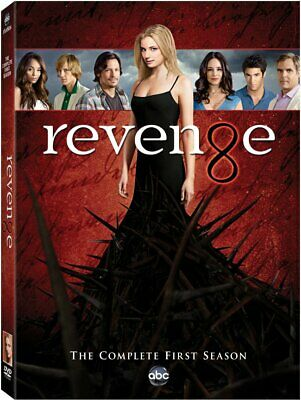 Revenge: Season 1 Dvd - The Complete First Season - New / Sealed + Slipcover