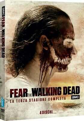 |1259977| Movie - Fear The Walking Dead - Stagione 3  [DVD x 1] Sigillato