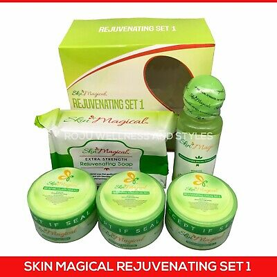 Rejuvenating Set #1 by Skin Magical. 100% Authentic.