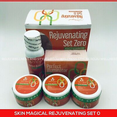 Rejuvenating Set 0 Zero by Skin Magical. 100% Authentic.