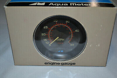 """SPEEDOMETER SIZE~GAUGE BLANK BOAT DASH HOLE COVERS~FITS 3-3//8/"""" HOLE~TACHOMETER"""
