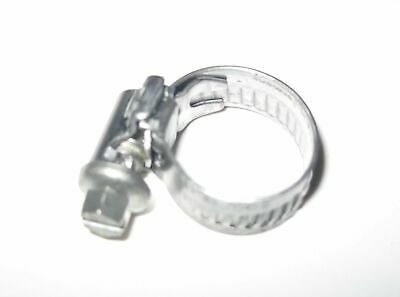 BMW Hose Pipe Line Jubilee Clip Clamp 13 mm 1460928 13311460928