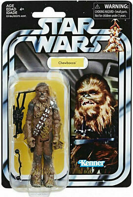 Star Wars The Vintage Collection Chewbacca 3 3/4-Inch Action Figure VC 141 MIB