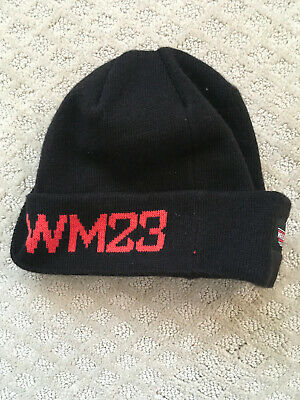 WWE WRESTLEMANIA 23 BEANIE HAT - Brand NEW