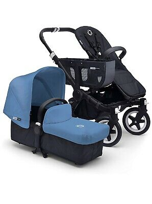 Bugaboo Donkey Tailored Fabric Set Ice Blue