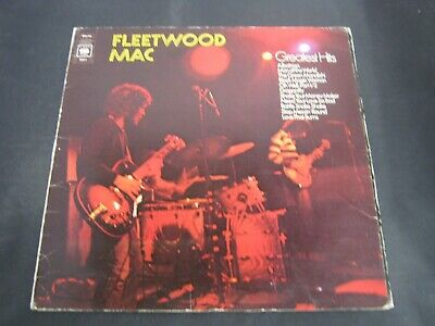 Vinyl Record Album FLEETWOOD MAC GREATEST HITS (75)54