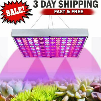 LED Grow Light UV IR LED Lights Plant Growing Lamp for Indoor Plants Hydroponic