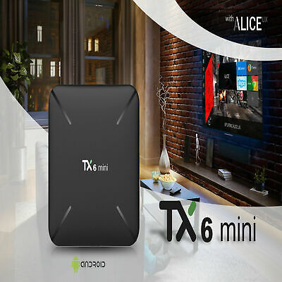 Latest H96 MAX RK3318 Android 9.0 Chip 2+16GB Quad Core 4K BT 4.0 Top LED TV Box
