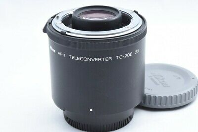 NIKON TC-20E 2x AF-I TELECONVERTER Lens EXC++ From JAPAN #641