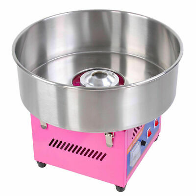 1000W Electric Fairy Floss Machine Cotton Candy Sugar Maker Candy Party DIY AU