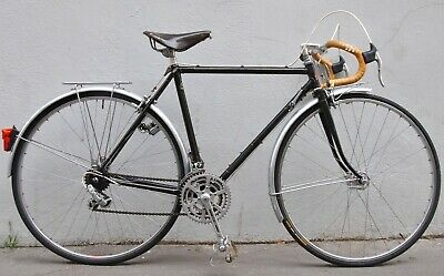 Alex Singer randonneuse 700c touring bike bicycle vélo vintage 1970's french