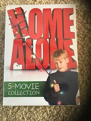Home Alone: 5-Movie Collection [New DVD] Boxed Set, Dolby, Dubbed, Subtitled,