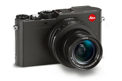 Leica D-LUX Typ 109 16.8MP Digitalkamera - Black & Black