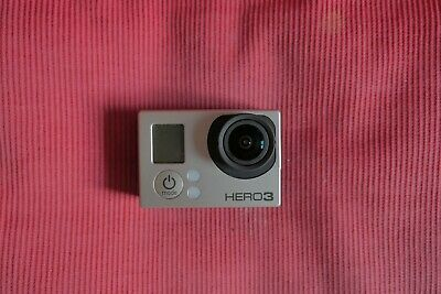 GoPro Hero 3 Black Edition CHDHX-301 Action Kamera