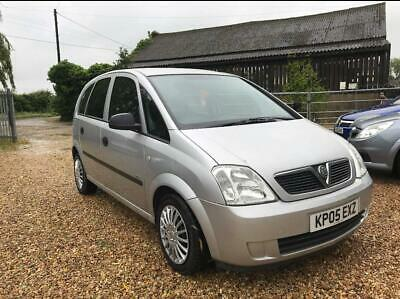Vauxhall Meriva 1.7 CDTI Diesel (comes with 12 months mot)