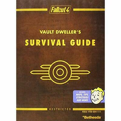 Fallout 4 Vault Dwellers Survival Guide Strategy Guide