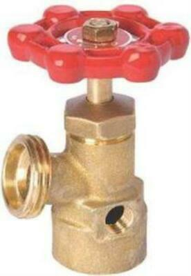 "ProLine 3/4"" Evaporative Cooler Valve, 125 PSI, Brass, Thread Inlet and Outlet"