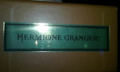 New Universal Studios Hermione Granger Interactive Wand with Map Harry Potter