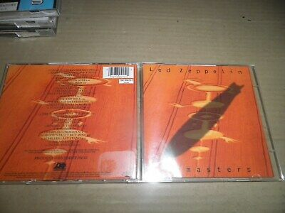 Led Zeppelin - Remasters (2002) 2 cd set mint