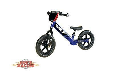 88ad95c457e Strider 12 Sport No Pedal Balance Bike Fly Racing Edition With Number Plate  Blue