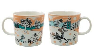 Moomin Mug Limited Arabia 1 Mug Cup 2019 Moomin Valley Park Japan  F/S