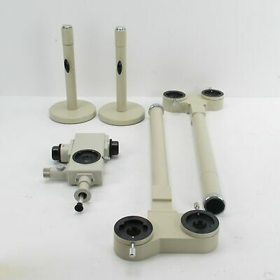 Nikon 4-Port Microscope Teaching/Discussion Attachment For Labophot/Optiphot