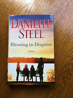 Danielle Steel Blessing in Disguise Hardcover 1st Edition good condition
