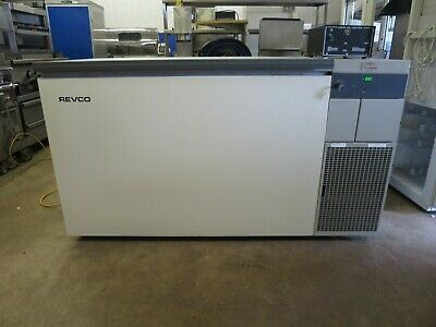 Cryo Chest Freezer CO2 Backup System -  Ultra Low - Thermo Revco ULT1490-3-D31