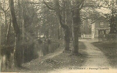 LE VESINET passage lenotre