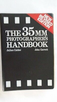 35mm Photographers Handbook 1983 240 pages loads photos facts detail