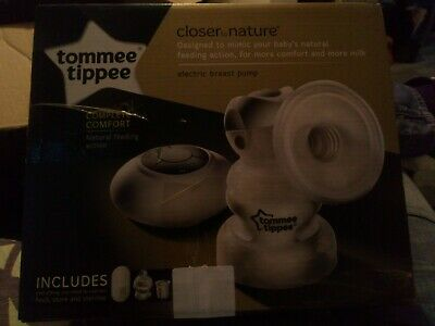 Tommee Tippee Closer to Nature Electric Breast Pump, New in Box, RRP £107