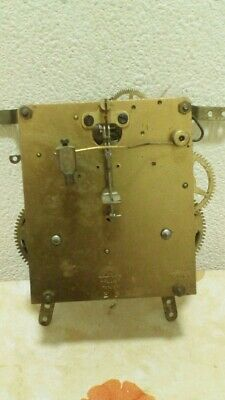 Movement escapement from 1950s Haller German mantel clock