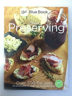 Ball 1440021411 Blue Book Guide to Preserving, 37th Edition