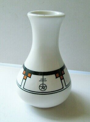 Rare ROYCROFT China Bud Vase - Arts & Crafts - Classic 9803M Oneida Mark