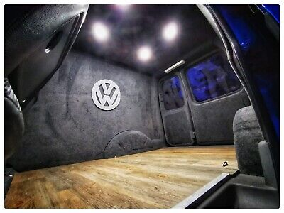 VW T5 Carpet Lining Service - Full Package (VW T4 T5 T6 Vivaro) Ply Insulation