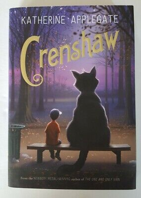 Crenshaw By Katherine Applegate - Hardcover With Dustjacket