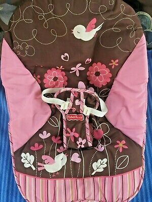 Fisher Price Beautiful Garden Baby Bouncer Seat Cover Replacement Part