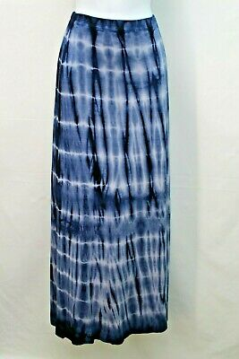 3bda56f238 WOMENS TRYST NAVY And Purple Tie-dye Skirt Size Small - $5.00 | PicClick