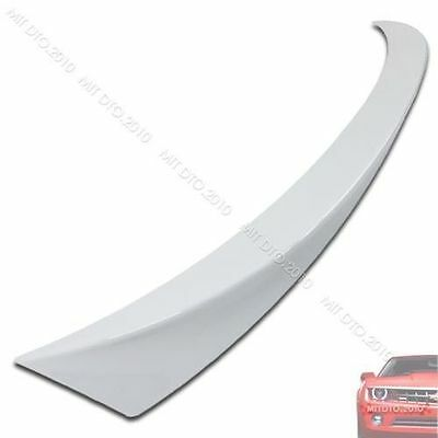Painted For BMW F10 A Boot Trunk Spoiler ABS 2010-2016 5-Series