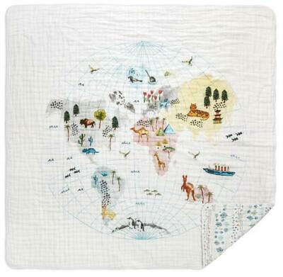 Aden + Anais Around The World classic dream blanket