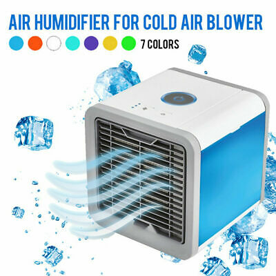 Air Cooler Air Personal Space Cooler 3-IN-1 cooler,humidifer & purifer