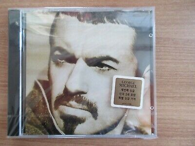 GEORGE MICHAEL - The spinning the wheel Rare Korea EP CD SEALED NEW