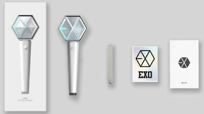 Free Shipping  [ EXO ] OFFICIAL FAN LIGHT STICK VER.3.0 Tracking Authentic