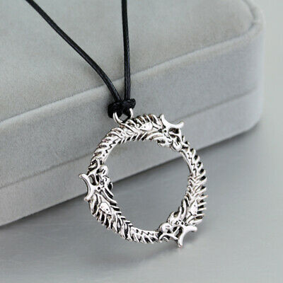 Game of Thrones 8 Cosplay Daenerys Targaryen 's Dragon Pendant Necklace Jewelry