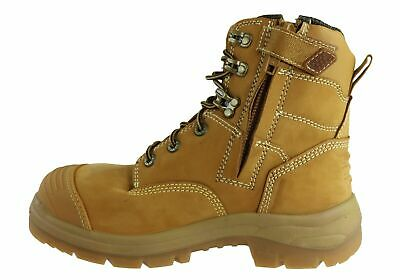 50579914894 OLIVER WORK BOOTS, 55332z, Steel Toe Cap Safety, Side Zip, BRAND NEW ...