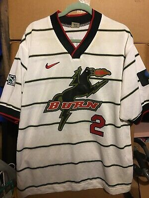 9647bd046e9 MLS Metrostars Nike 2000 Lothar Matthaus Signed Autographed Soccer Jersey M.  $160.00 Buy It Now 27d 11h. See Details. Vintage Nike Dallas Burn MLS Soccer  ...