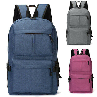 Anti-Theft Laptop Backpack For School Travel Bags USB Charging Large Capacity